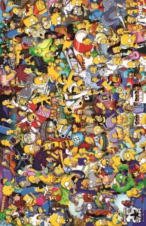 Die Simpsons 1617x2500