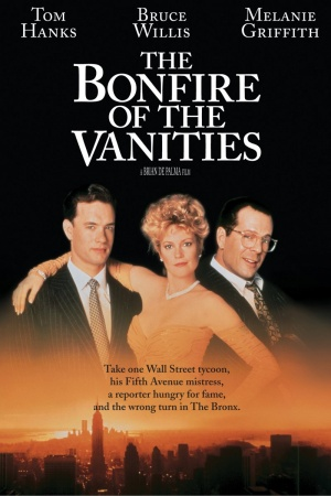 The Bonfire of the Vanities 800x1200