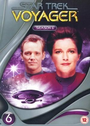 Star Trek: Voyager 356x500