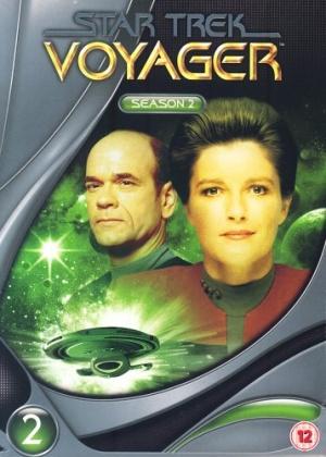 Star Trek: Voyager 357x500