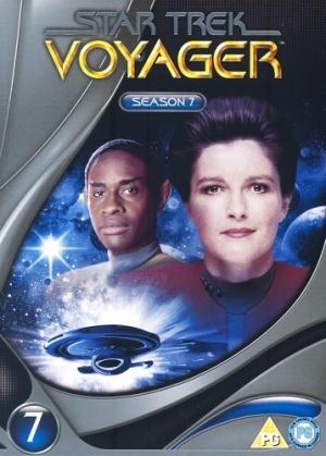 Star Trek: Voyager 358x500