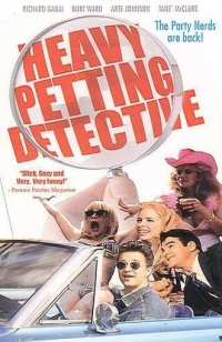 Assault of the Party Nerds 2: The Heavy Petting Detective poster