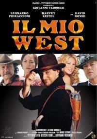 Il mio West poster