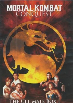 Mortal Kombat: Conquest 1017x1432