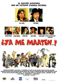 ¡Ja me maaten...! poster