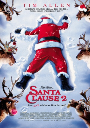 The Santa Clause 2 2480x3508