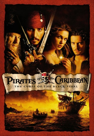 Pirates of the Caribbean: The Curse of the Black Pearl 800x1158