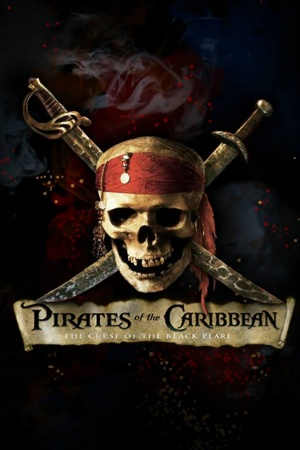 Pirates of the Caribbean: The Curse of the Black Pearl 640x960