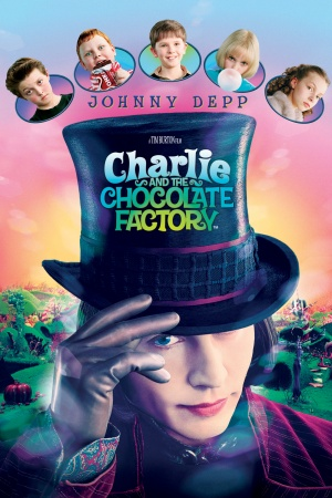 Charlie and the Chocolate Factory 1400x2100