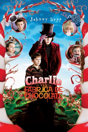 Charlie and the Chocolate Factory 800x1200