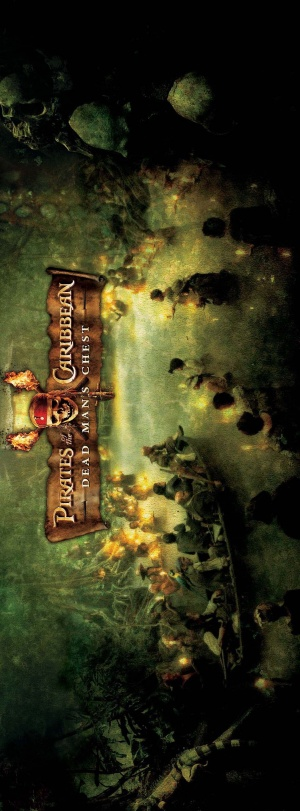 Pirates of the Caribbean: Dead Man's Chest 1049x2836