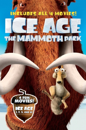Ice Age 2 - Jetzt taut's 1000x1500