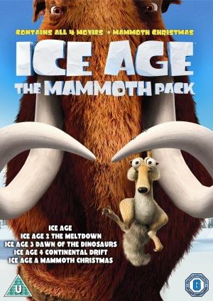 Ice Age 2 - Jäätikkö sulaa 1132x1600