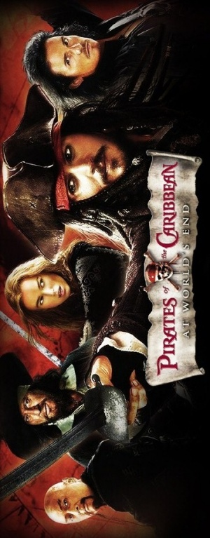 Pirates of the Caribbean: At World's End 362x926