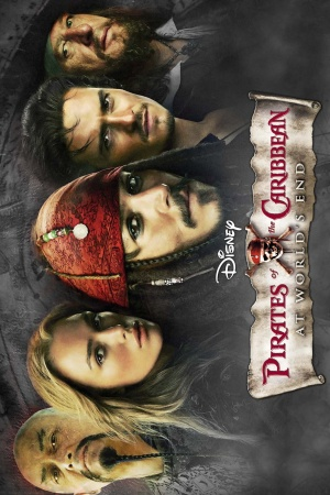 Pirates of the Caribbean: At World's End 1297x1945