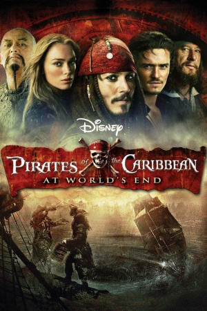 Pirates of the Caribbean: At World's End 1093x1640