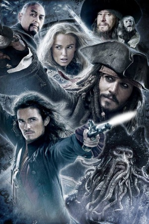 Pirates of the Caribbean: At World's End 640x960