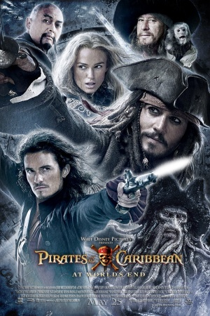 Pirates of the Caribbean: At World's End 699x1049