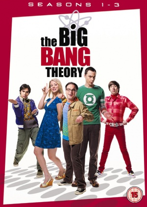The Big Bang Theory 839x1179