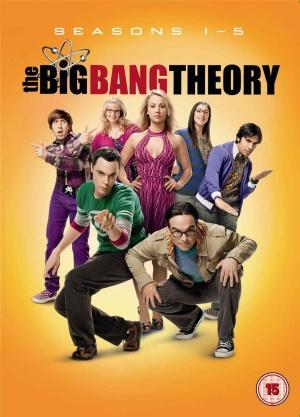 The Big Bang Theory 1152x1600