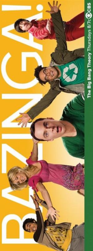The Big Bang Theory 350x940