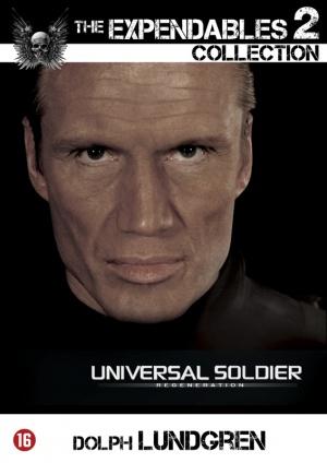 Universal Soldier: Regeneration 566x800