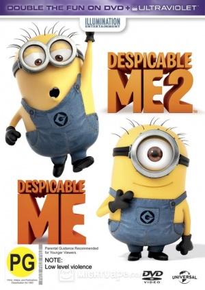Despicable Me 567x800