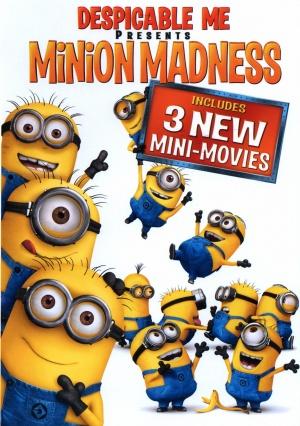 Despicable Me: Minion Madness 1514x2150