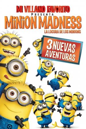 Despicable Me: Minion Madness 1400x2100