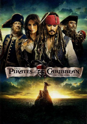 Pirates of the Caribbean: On Stranger Tides 508x719