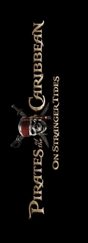 Pirates of the Caribbean: On Stranger Tides 364x1000