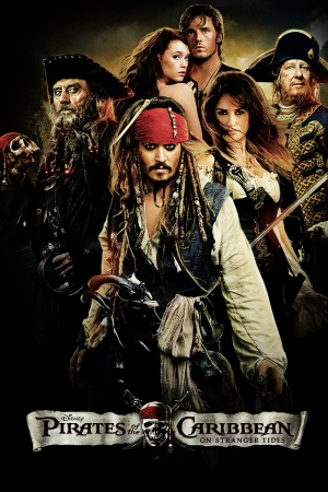 Pirates of the Caribbean: On Stranger Tides 699x1049