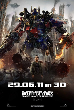 Transformers: Dark of the Moon 3380x5000