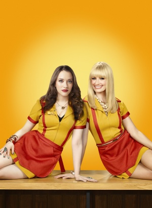 2 Broke Girls 3240x4440