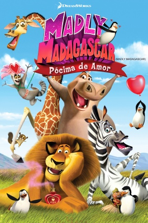 Madagascar 3: Europe's Most Wanted 1400x2100