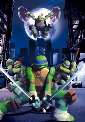 Teenage Mutant Ninja Turtles 1000x1426