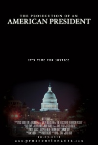 The Prosecution of an American President poster