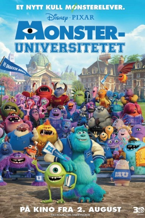Monsters University 893x1342