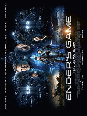 Ender's Game 3750x5000