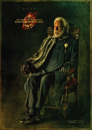 The Hunger Games: Catching Fire 3508x4961