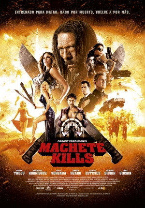 Machete Kills 3485x5000
