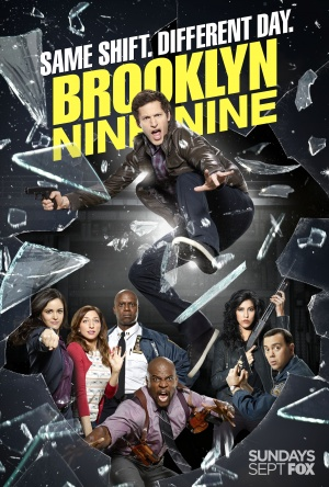 Brooklyn Nine-Nine 2228x3300