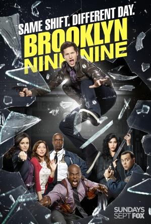 Brooklyn Nine-Nine 2228x3300