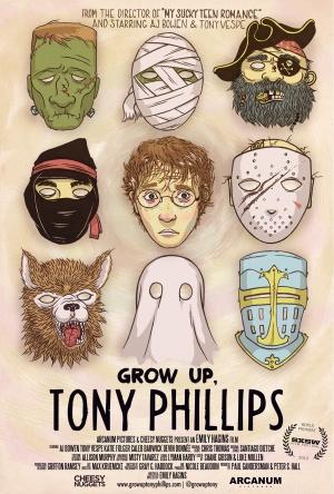 Grow Up, Tony Phillips 1350x2000