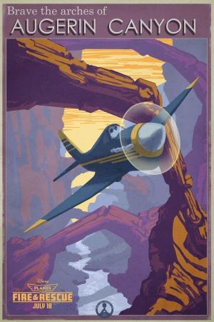 Planes 2 - Immer im Einsatz 3325x5000