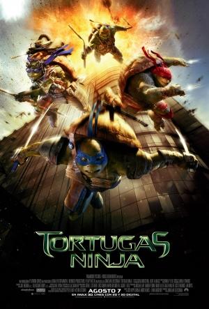 Teenage Mutant Ninja Turtles 3385x5000