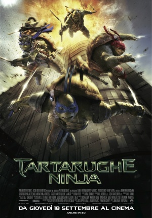 Tartarughe Ninja 3307x4725