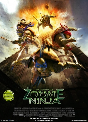 Teenage Mutant Ninja Turtles 1874x2609