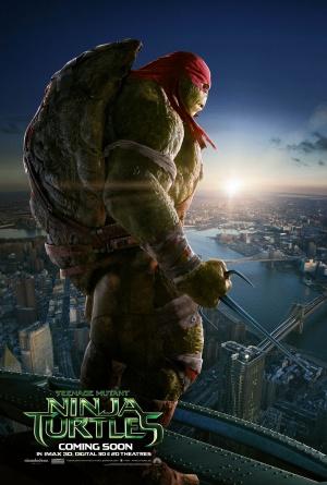 Teenage Mutant Ninja Turtles 1500x2225