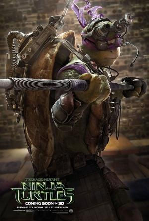 Teenage Mutant Ninja Turtles 1351x2000